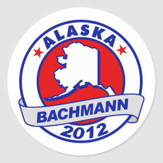 Alaska Bachmann Sticker