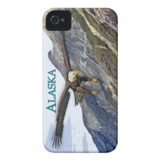 Alaska BlackBerry Bold Case-Mate Barely There™ iPhone 4 Case-Mate Case