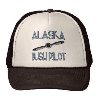 Alaska Bush Pilot Mesh Hat