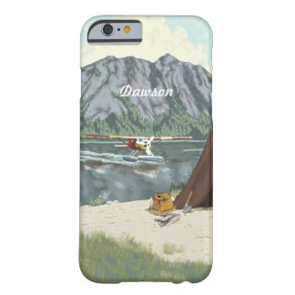 Alaska Bush Plane And Fishing Travel Barely There iPhone 6 Case