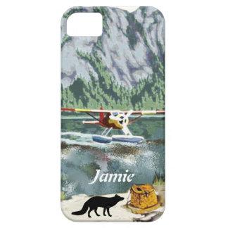 Alaska Bush Plane And Fishing Travel iPhone 5 Case