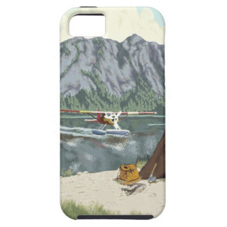 Alaska Bush Plane And Fishing Travel iPhone 5 Covers