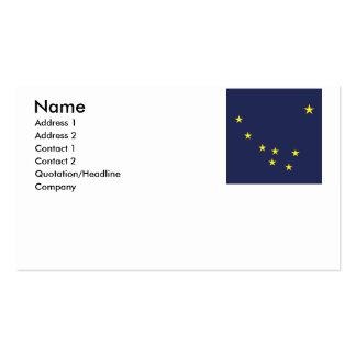 ALASKA PACK OF STANDARD BUSINESS CARDS