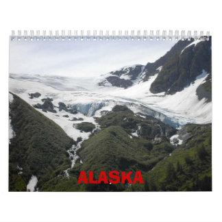 ALASKA CALENDAR