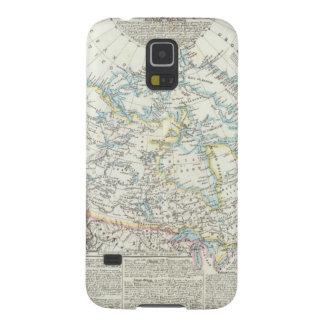 Alaska, Canada, Greenland Galaxy S5 Covers