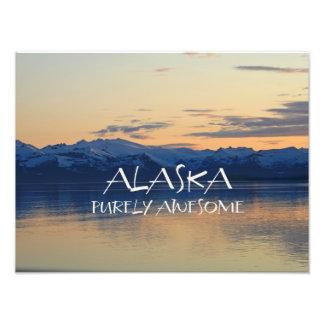 Alaska Coast - Purely Awesome Photo