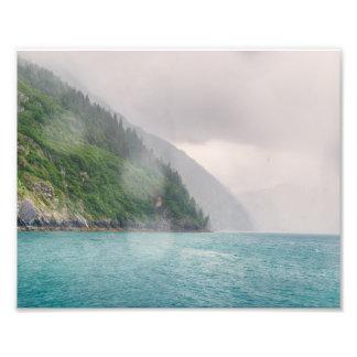 Alaska Coastal Landscape | Photo Print