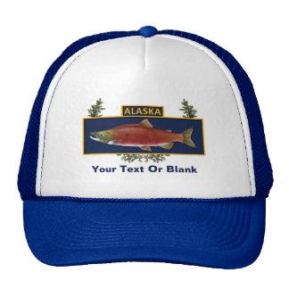 Alaska Combat Fisherman Badge Mesh Hats