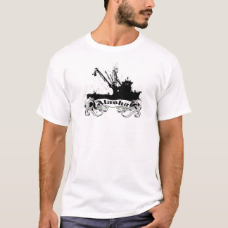 "Alaska ""Commercial Fishing Boat"" T-Shirt"
