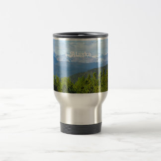 Alaska Countryside Coffee Mugs