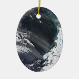 Alaska Dust Storm Christmas Ornament