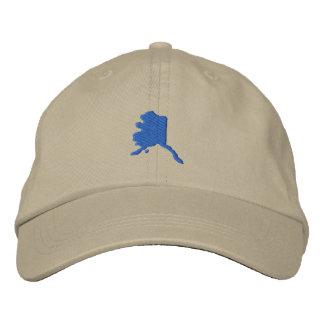 Alaska Embroidered Hat