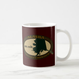Alaska Est. 1959 Coffee Mug