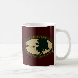 Alaska Est. 1959 Coffee Mugs