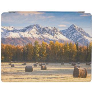 Alaska Farming iPad Cover