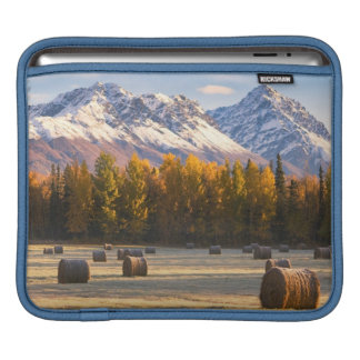 Alaska Farming iPad Sleeve