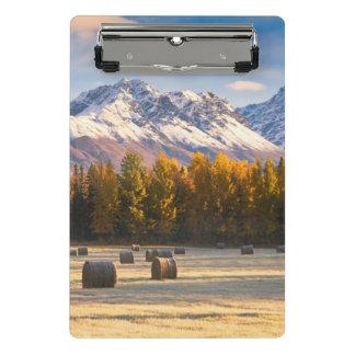 Alaska Farming Mini Clipboard