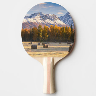 Alaska Farming Ping Pong Paddle