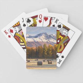 Alaska Farming Poker Deck