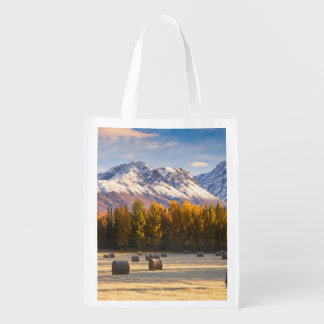 Alaska Farming Reusable Grocery Bag