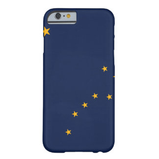 Alaska Flag Barely There iPhone 6 Case