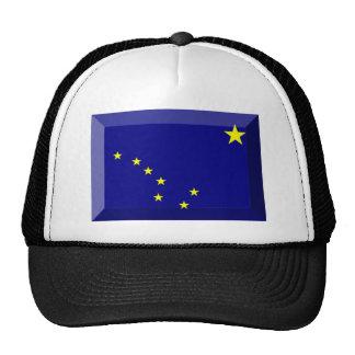 Alaska Flag Gem Cap
