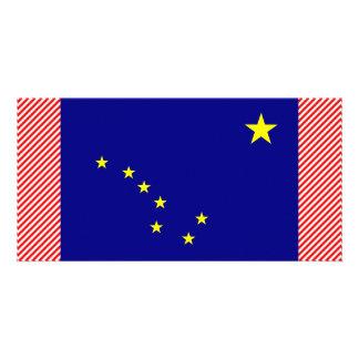 Alaska Flag Photo Cards