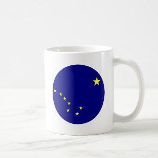 Alaska Flag Theme 00 Coffee Mug
