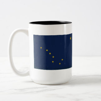 Alaska Flag VINTAGE.png Mugs