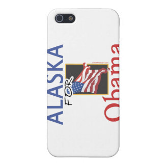 Alaska for Obama Election Case For The iPhone 5