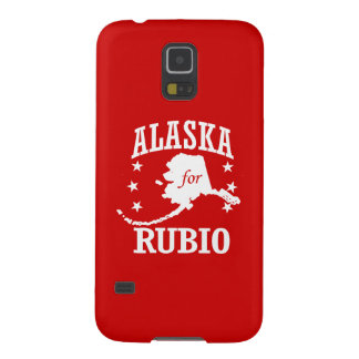 ALASKA FOR RUBIO GALAXY S5 COVERS
