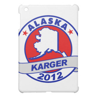 Alaska Fred Karger Cover For The iPad Mini