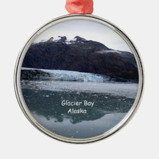 Alaska, Glacier Bay Christmas Ornament