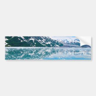 Alaska Glasier Bumper Sticker