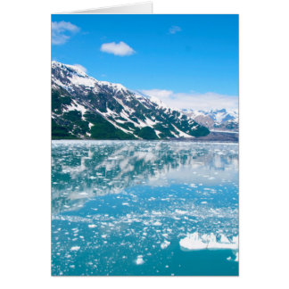 Alaska Glasier Card