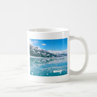 Alaska Glasier Coffee Mug