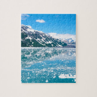 Alaska Glasier Jigsaw Puzzle