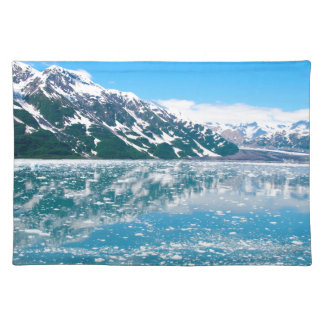 Alaska Glasier Placemat
