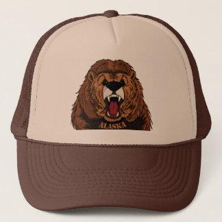 Alaska Grizzly Cap