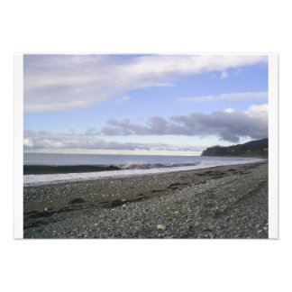 Alaska Heavenly Beaches Invitations