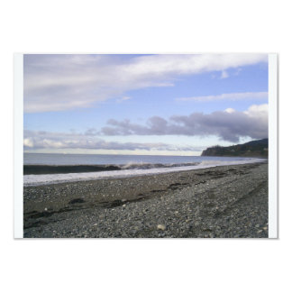 Alaska Heavenly Beaches Invitations