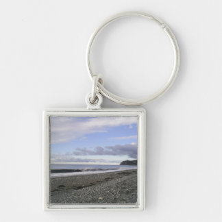 Alaska Heavenly Beaches Key Ring