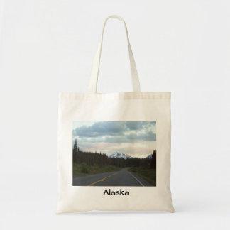 Alaska Highway sunrise