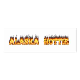 Alaska Hottie Pack Of Skinny Business Cards