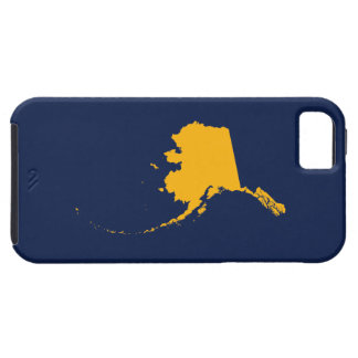 Alaska in Blue and Gold Case For The iPhone 5