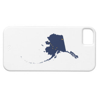 Alaska in Blue and Gold iPhone 5 Cases