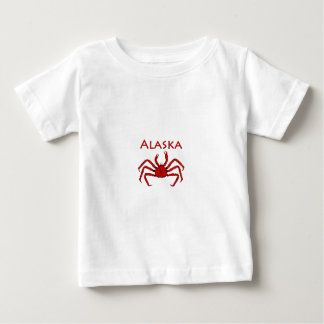 Alaska King Crab Baby T-Shirt