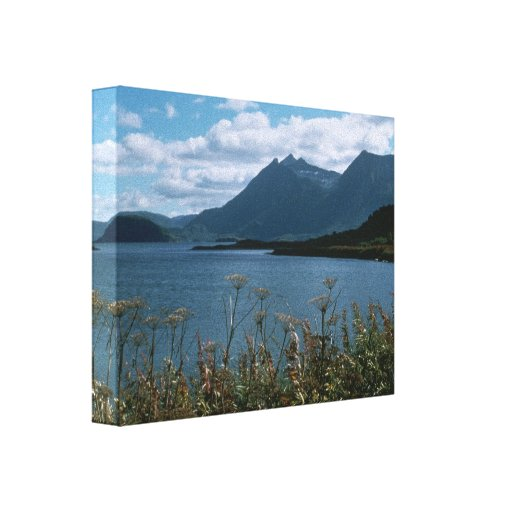 Alaska Kodiak National Wildlife Refuge Canvas Print