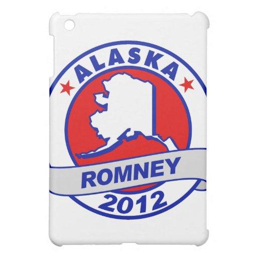 Alaska Mitt Romney iPad Mini Covers