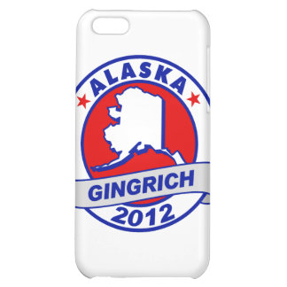 Alaska Newt Gingrich iPhone 5C Cover